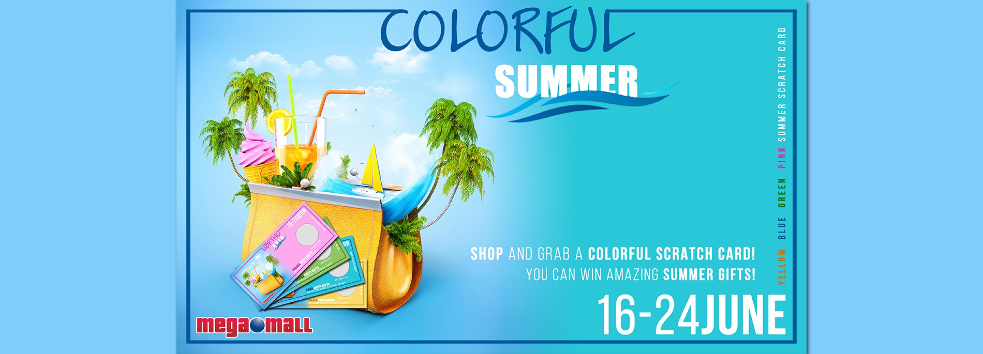 Picture: цветно лято
