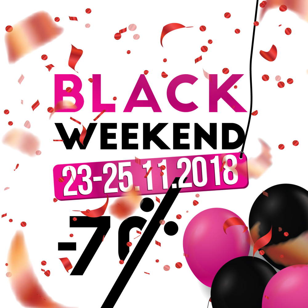 Снимка: Bos Fashion обявява Black Weekend от 23.11-25.11.2018г !!!