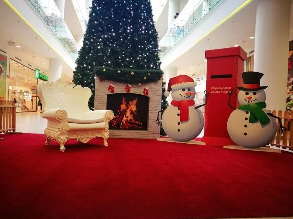 Снимка: Коледна фотосесия