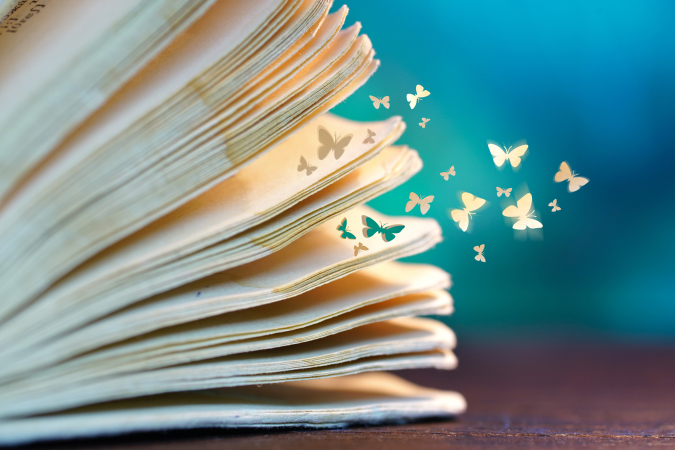 Снимка: Четене на приказки с Непослушко и кака Деси