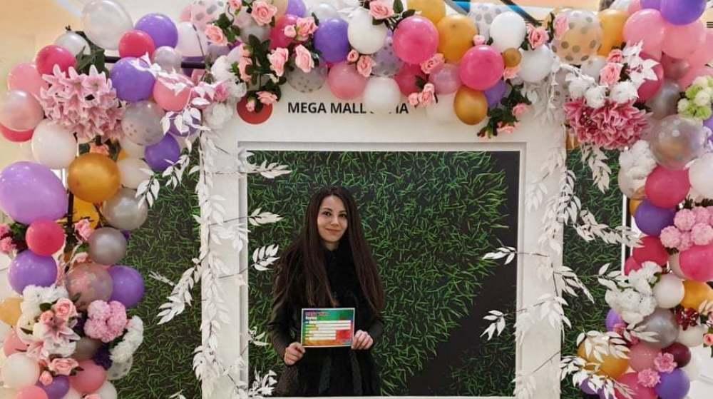 Снимка: Честито на Ралица, която печели в играта P.S.Love