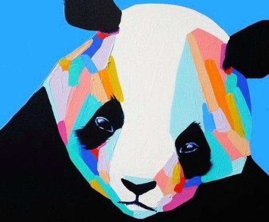 Снимка: Детска арт работилница за картини