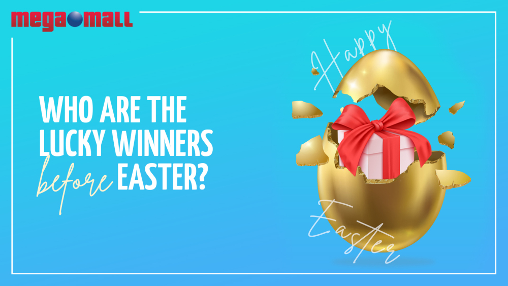 Picture: Who are the lucky winners before Easter?